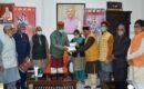 मुख्यमंत्री त्रिवेंद्र सिंह रावत ने अयोध्या में श्रीराम मंदिर के निर्माण के लिए दी सहयोग राशि