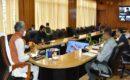 मुख्यमंत्री ने अधिकारियों को दिये कुम्भ मेले के कार्यों को शीघ्र पूर्ण करने के निर्देश