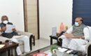 सीएम ने रक्षा मंत्री राजनाथ सिंह से रूद्रप्रयाग जिले में सैनिक स्कूल स्थापित करने को लेकर की चर्चा