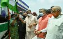 मुख्यमंत्री तीरथ सिंह रावत ने 05 स्मार्ट बसो को हरी झंडी दिखाकर किया रवाना