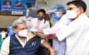 मुख्यमंत्री तीरथ सिंह रावत ने ली कोविड वैक्सीन की दूसरी डोज