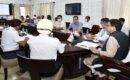 सीएम की अध्यक्षता में सैन्यधाम के संबंध में उच्च स्तरीय समिति की बैठक हुई आयोजित
