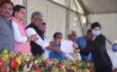 केंद्रीय मंत्री व सीएम ने कर्मचारी राज्य बीमा निगम अस्पताल की साइट का किया निरीक्षण