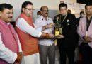 मुख्यमंत्री ने किया छठे इंटरनेशनल फिल्म फेस्टिवल का शुभारम्भ